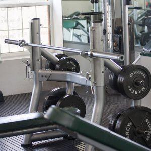 chest press bench
