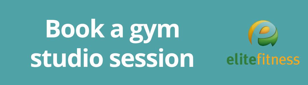 Book a gym studio session