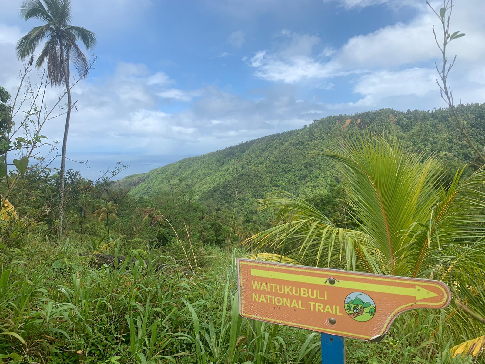 Waitukubuli Trail
